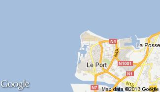 Plan de Le Port