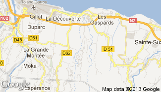 Plan de Sainte-Marie