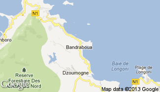 Plan de Bandraboua