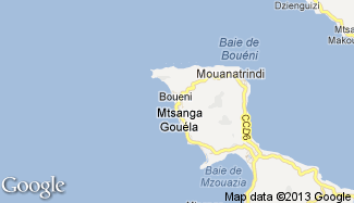 Plan de Bouéni