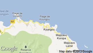 Plan de Koungou