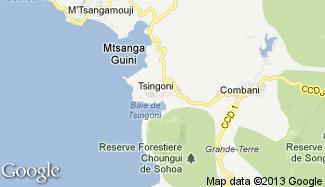 Plan de Tsingoni