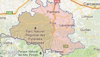 Plan de l'Ariège