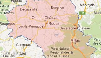 Plan de l'Aveyron