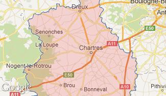 Plan de l'Eure-et-Loir