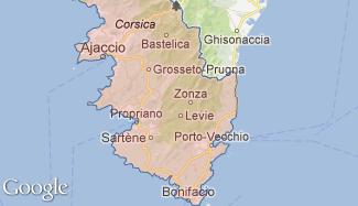 Plan de la Corse-du-Sud