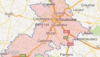 Plan de la Haute-Garonne