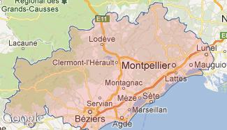 Plan de l'Hérault