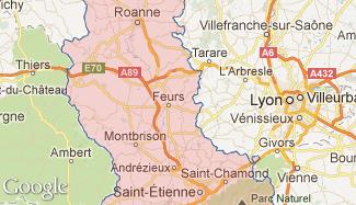 Plan de la Loire