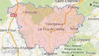Plan de la Haute-Loire