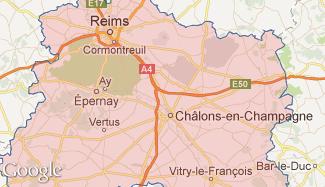 Plan de la Marne