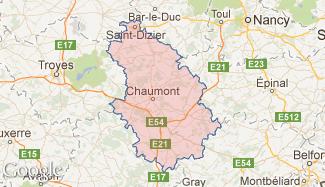 Plan de la Haute-Marne