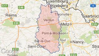 Plan de la Meuse