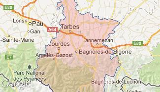 Plan des Hautes-Pyrénées