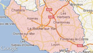 Plan de la Vendée