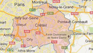 Plan du Val-de-Marne