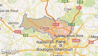 Plan du Val-d'Oise