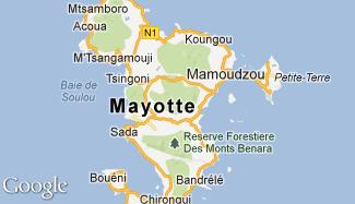 Plan de Mayotte