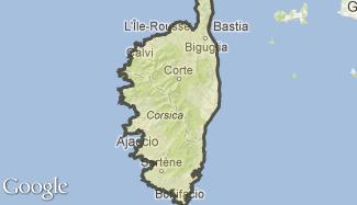 Plan de la Corse