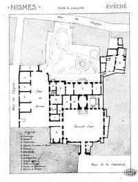 Palais épiscopal (ancien)