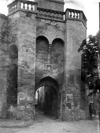 Porte de la Saunerie