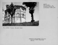 Eglise paroissiale Saint-Pierre-ès-Liens du Haut-Langoiran