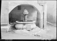 Fontaine des Soupirs