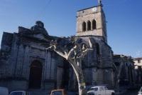 Chapelle des Pénitents, ancienne église paroissiale Saint-Jean-Baptiste