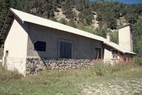 Téléphérique militaire de Terre Rouge ou des Gondrans (également sur commune de Cervières)