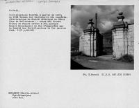 Anciennes fortifications de la Ville Haute