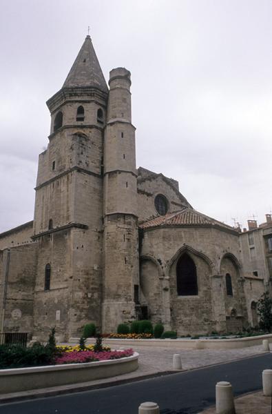Eglise de la madeleine b ziers 34500 - Monument la madeleine ...