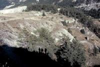 Fort d'Anjou et ensemble des terrains nus attenant