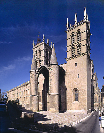 Cath drale saint pierre montpellier 34000 - Cathedrale saint pierre de montpellier ...