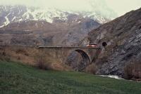 Pont franchissant le Maurian sur la N. 91