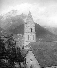 Eglise Saint-Matthieu, située au hameau des Terrasses