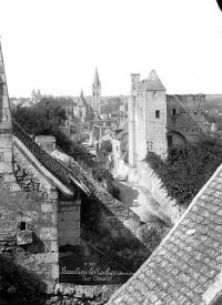 Tour Chevalot (ou Chevaleau)