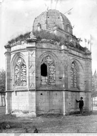 Chapelle de l'ancien cimetière, dite chapelle de Seigne