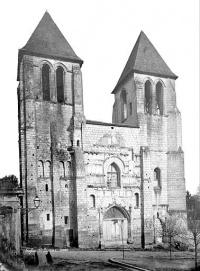 Ancienne abbaye Saint-Mexme
