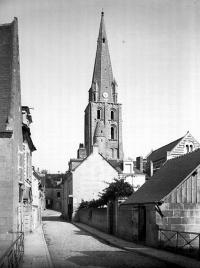 Eglise paroissiale Saint-Jean-Baptiste