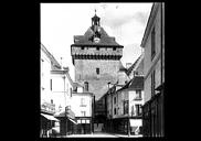 Hôtel de Ville et Porte Picoys