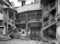 Maison, ou Hôtel Binet