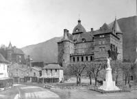 Domaine du château de Lesdiguières