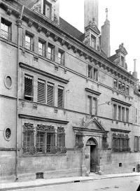 Hôtel de Froissard dit aussi hôtel de Balay