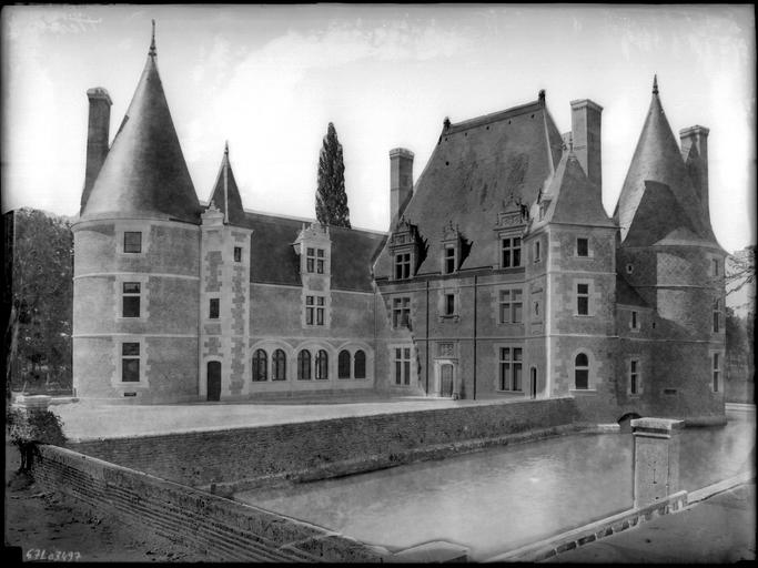 Château d'Herbault