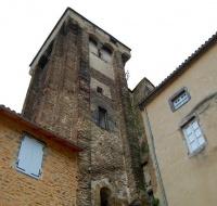 Ancien château de Mercoeur