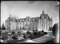 Château de Carheil (ancien)