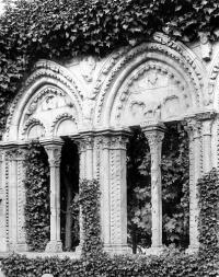 Ruines du château de Lorris
