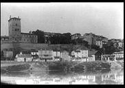 Ancien palais de Via connu sous l'appellation Château du Roi, actuelle prison d'Etat