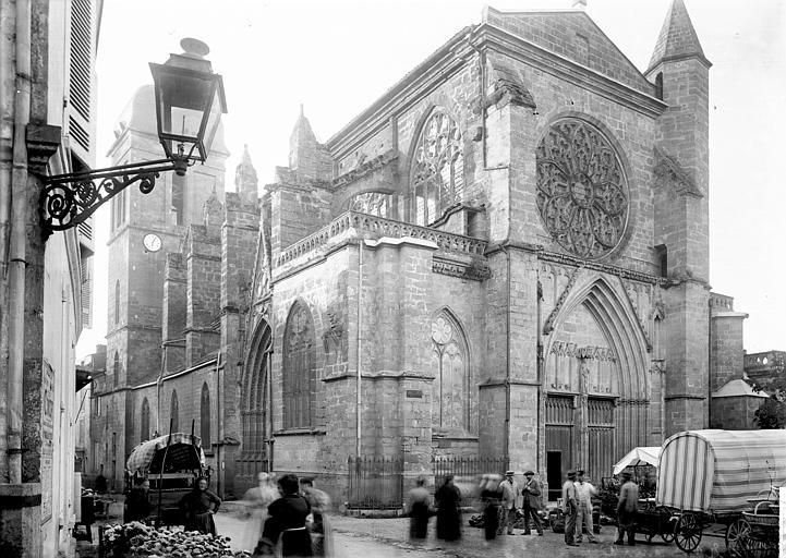 Eglise Notre-Dame et son cloître