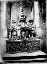 Ancienne église du Temple